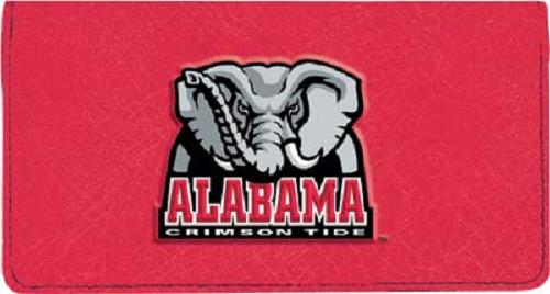 Alabama checkbook cover