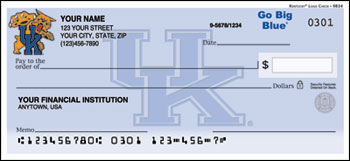 University of Kentucky checks