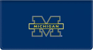 University of Michigan checkbook