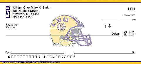 lsu -new design